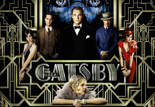 Baz Lurman's The Great Gatsby, 2013