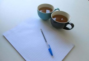 Writers' Festival must-haves...