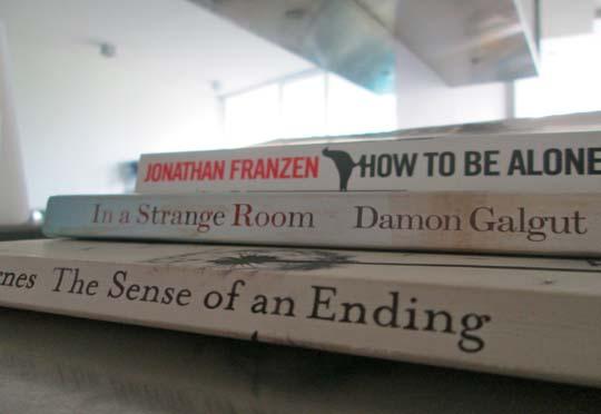 Fiction & Memory: Jonathan Franzen, Damon Galgut & Julian Barnes.
