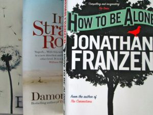 Fiction & Memory, Jonathan Franzen, Damon Galgut & Julian Barnes.