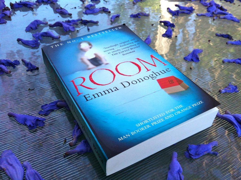 Emma Donoghue's novel 'Room', shortlisted for the 2010 Man Booker Prize.