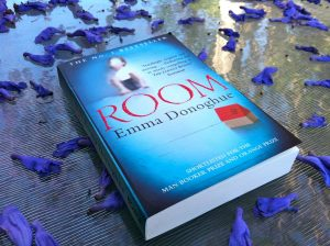 Emma Donoghue's novel 'Room', shortlisted for the 2010 Man Booker Prize.