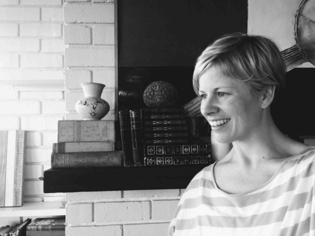 Award-winning children's author, Kristin Prescott, who is currently undertaking the NaNoWriMo challenge.