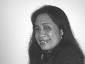 Author Merlinda Bobis.