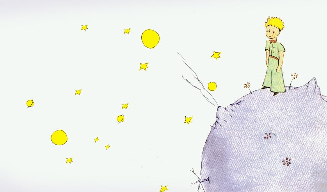 The Little Prince By Antoine De Saint-Exupery • Writer's Edit