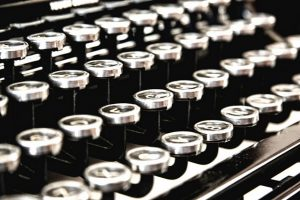 Submission Call out_typewriter
