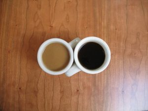 writing prompts coffee