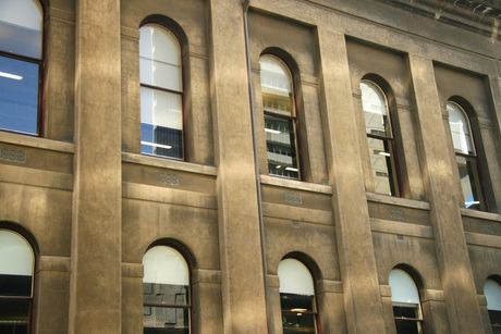 wheeler centre building