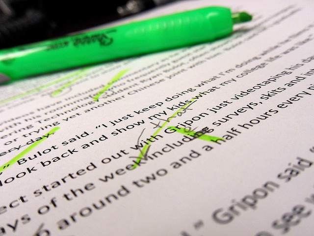 writing prompt_editing