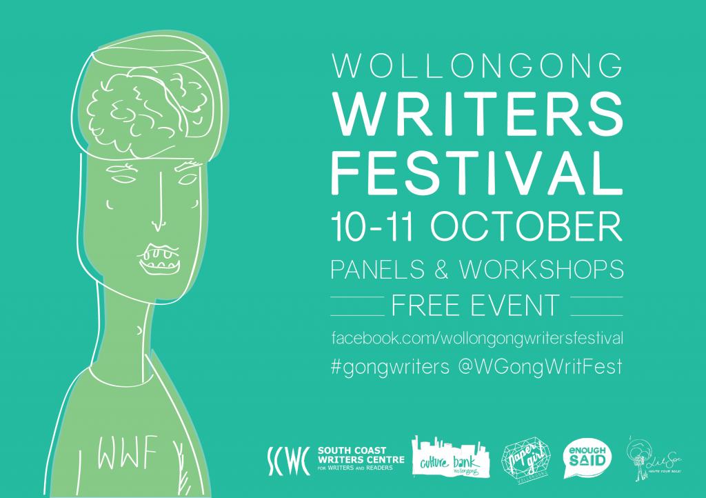Wollongong writers fest