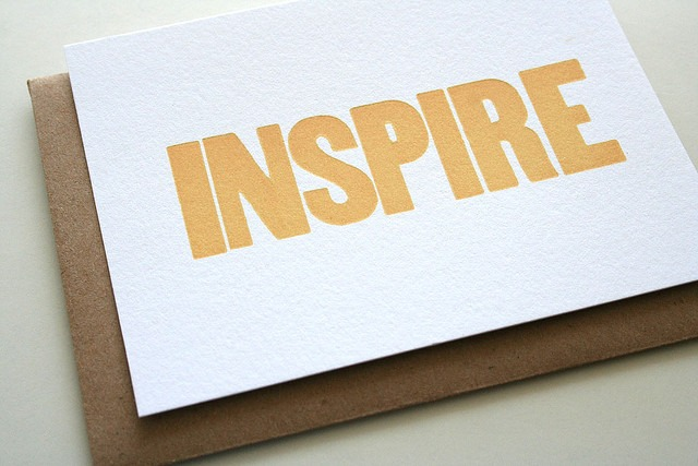 staying inspired