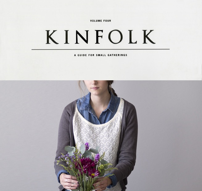 kinfolk magazine cover