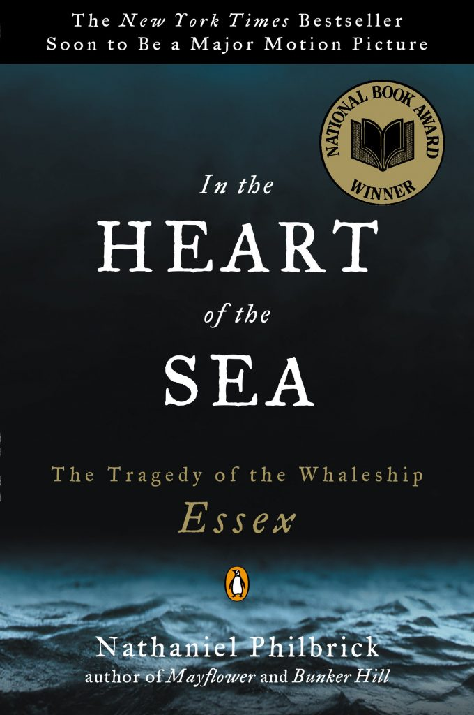 in heart of sea book
