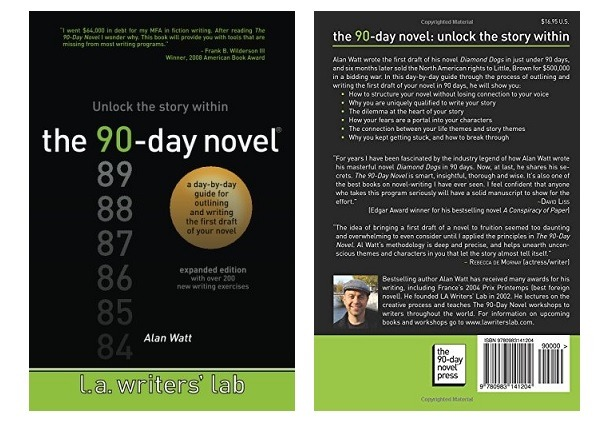 The 90 Day Novel, Alan Watt