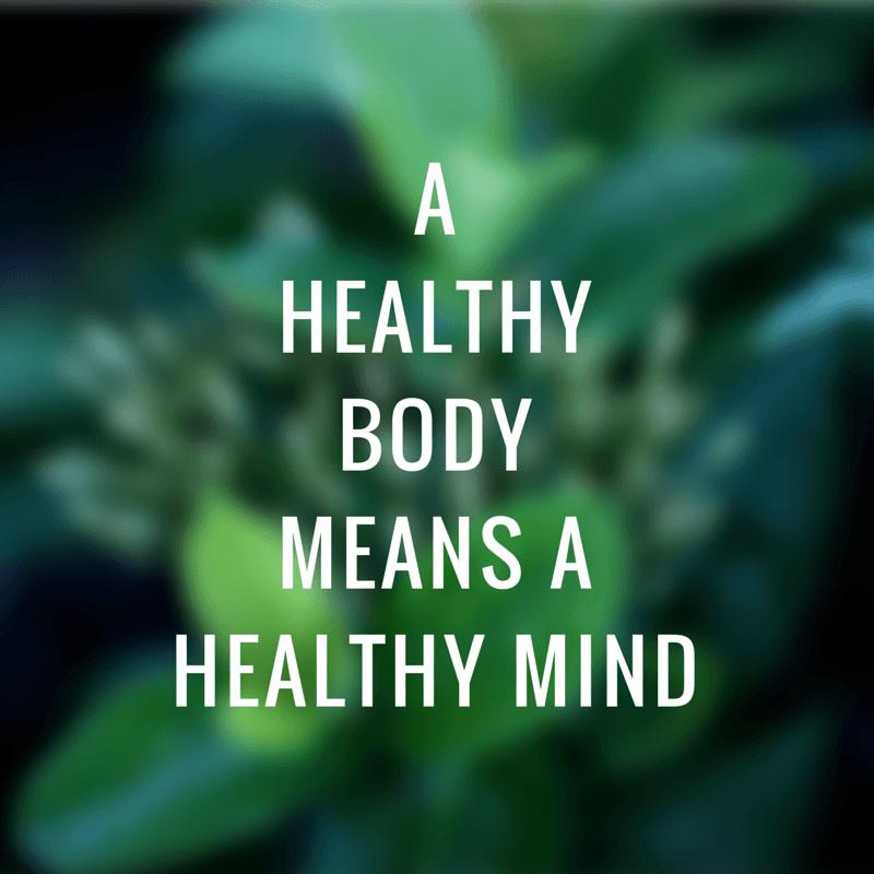 ahealthybodymeansahealthy mind