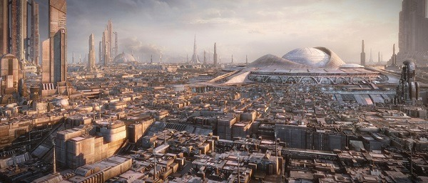 how to build science fiction worlds