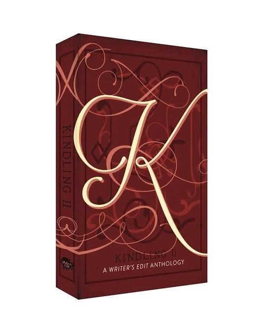 Writer's Edit Kindling 2 Anthology Small