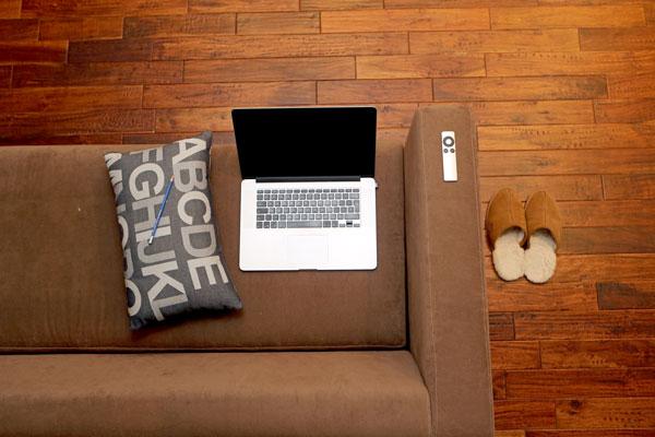 laptop-on-the-sofa