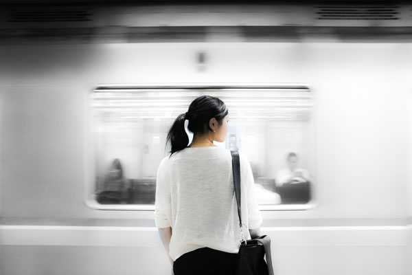 woman-on-the-train