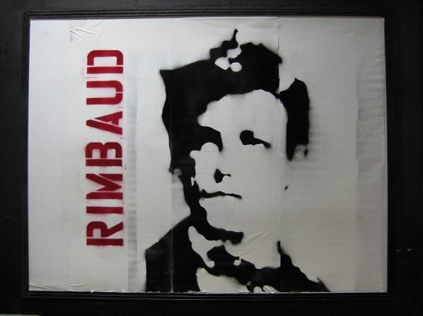 Symbolist poet Arthur Rimbaud still resonates today. Image Credit: Brandon Burke via Flickr Creative Commons