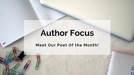 Author Focus - Poet