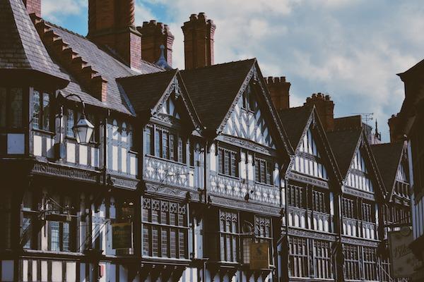 Tudor town