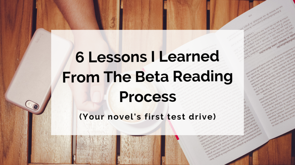 Lessons Learned From Beta Reading Process Hero Image